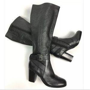 Cole Haan Hinckley Heeled Boots - Extended Calf